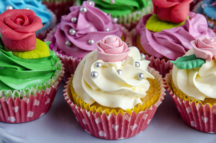 Most Luscious Cupcake Icing