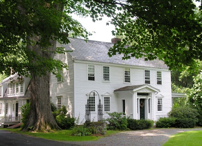 Beautiful New England Colonial home