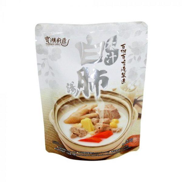 寶湖廚莊 - 杏汁白肺湯 (500克) - 營康薈