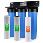 Three Stage Water Filter Livestainable