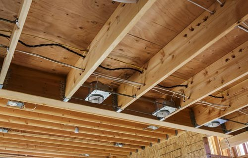 House Structured Wiring On Pre Wiring Planning Smart Home Design