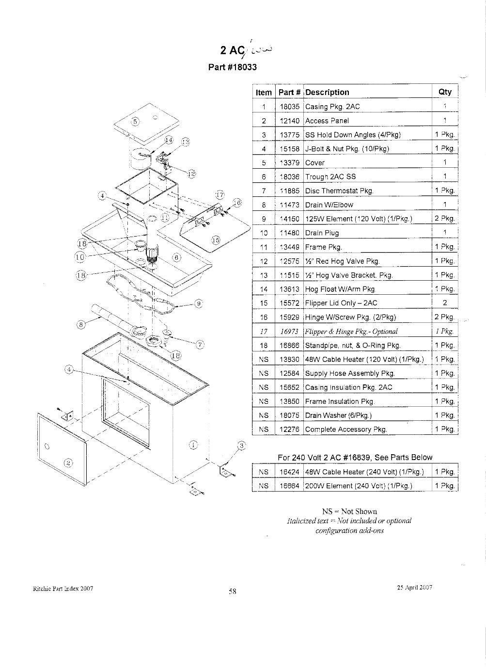 Ritchie Waterer Wiring Diagram 2ac. . Wiring Diagram