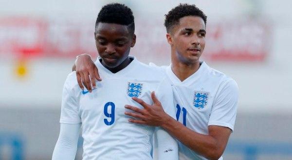 England U17 v Italy U17 260815
