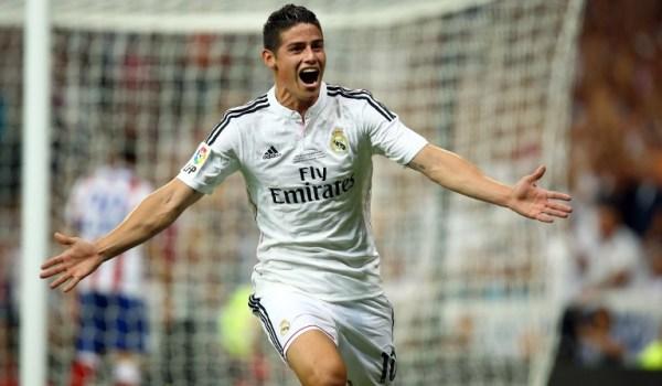FOOTBALL - 2014 SPAIN SUPER CUP - 1ST LEG - REAL MADRID v ATLETICO MADRID