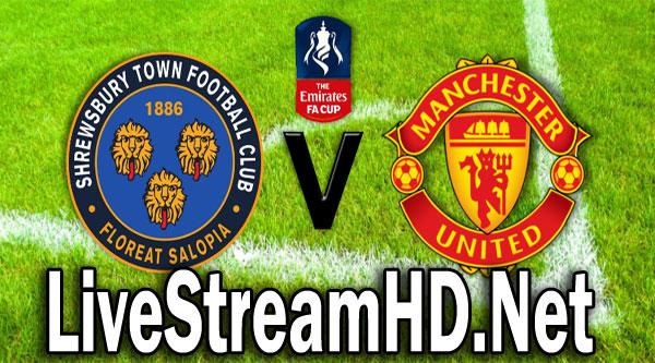 Shrewsbury-V-Man-United