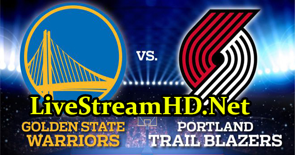 Golden State Warriors vs Portland Trail Blazers