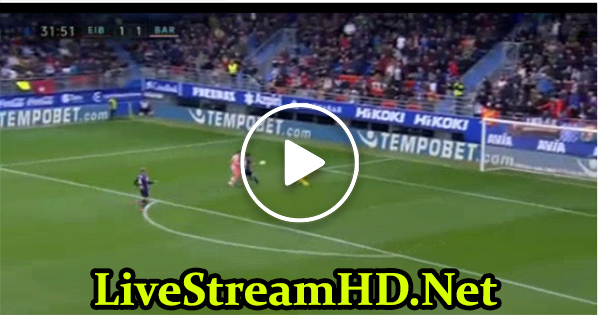 Two GOALS Lionel Messi vs Eibar [VIDEO]