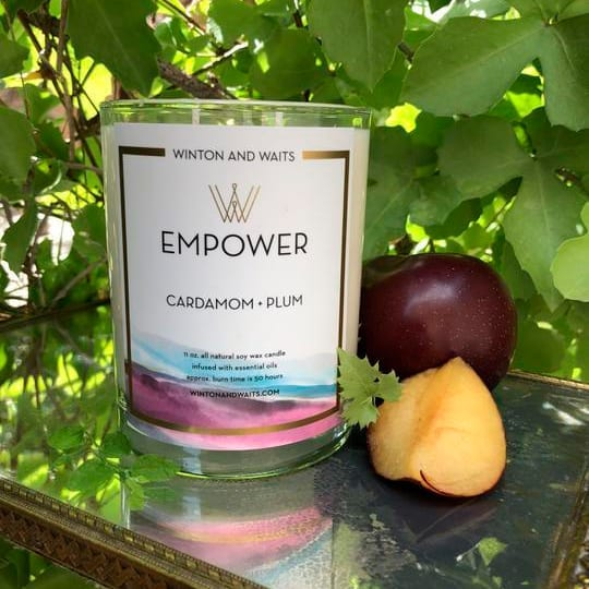 Empower Candle