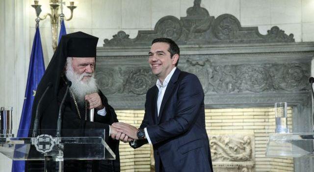 Κληρικοί: Θα πολεμήσουμε τη συμφωνία Τσίπρα – Ιερώνυμου