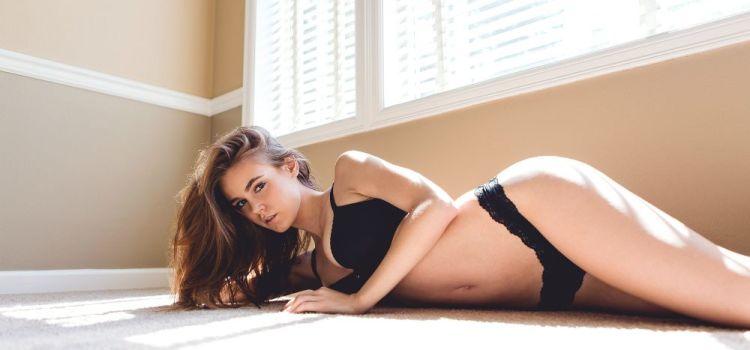 Το κορίτσι από το Playboy που μας τρελαίνει