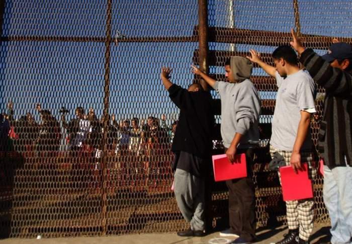 ΗΠΑ: Πάνω από 50.000 μετανάστες συνελήφθησαν τον Δεκέμβριο