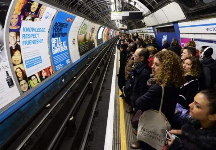 Ρεκόρ ρύπανσης στον υπόγειο του Λονδίνου