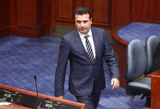 Μακεδονικό: Σκληρά παζάρια Ζάεφ με τους Αλβανούς – Οι αλλαγές που αφορούν τη «Μακεδονική ταυτότητα»