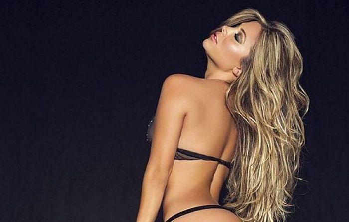 Η «εκρηκτική» Daniela Tamayo από την Κολομβία!