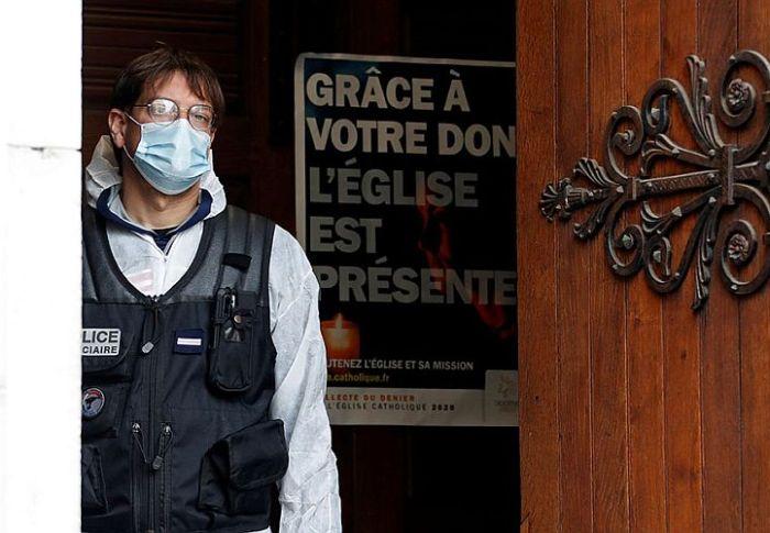 Λυών: Πυροβολισμό δέχθηκε ελληνορθόδοξος ιερέας