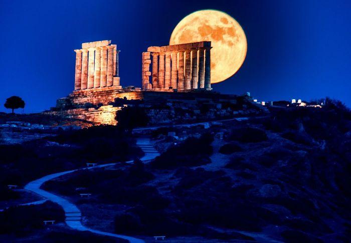 Ελεύθερη είσοδος σε 120 αρχαιολογικούς χώρους και μουσεία ενόψει της Πανσελήνου του Αυγούστου