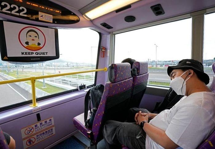 Λεωφορείο… ύπνου στο Χονγκ Κονγκ (BINTEO)