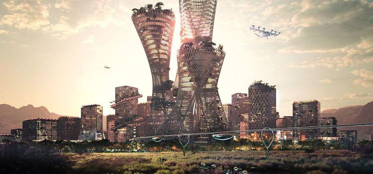 Oυτοπική πόλη θα υποδεχτεί τους πρώτους κατοίκους το 2030 (ΒΙΝΤΕΟ)