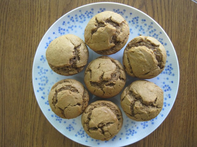Banana Muffin Recipe - Refined Sugar-Free with Dairy-Free Option