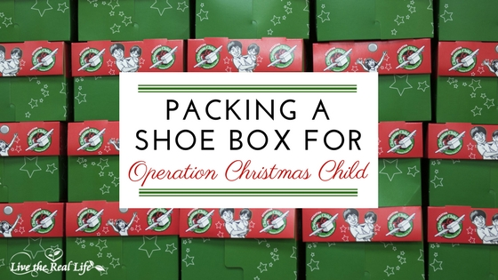 Christmas Shoebox Ministry.Packing A Shoe Box For Operation Christmas Child Live The