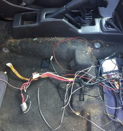 so i put the chip next to the ignition and turned key had spark and engine ran normal i redone the xu4 to xu7 bridge and had no spark without chip  [ 2448 x 3264 Pixel ]