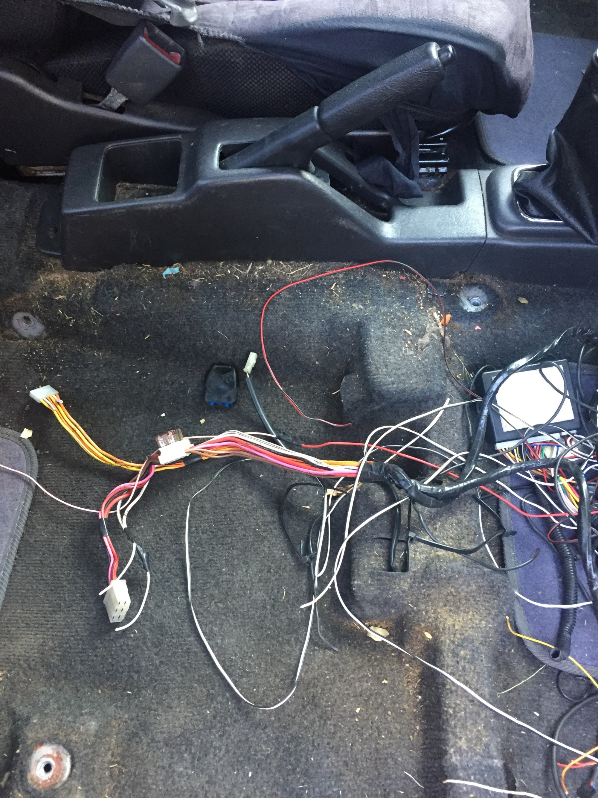 hight resolution of so i put the chip next to the ignition and turned key had spark and engine ran normal i redone the xu4 to xu7 bridge and had no spark without chip