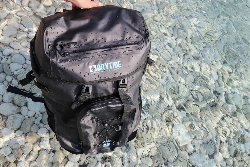 DryTide waterproof backpack