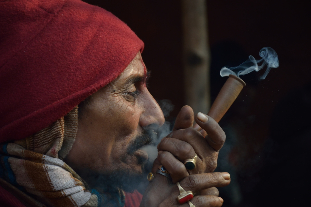 get high in india