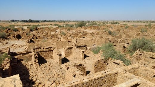 Abandoned village Kuldhara