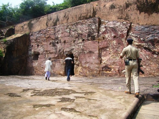 SonBhandar Cave - Live travel india