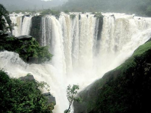 top 5 waterfalls of India- Jog falls
