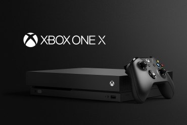 Microsoft Xbox One X Unveiled at E3 Conference-Most Powerful Gaming Console Ever