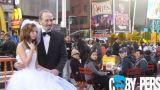 Ο 65χρονος που παντρεύτηκε 12χρονη στην Times Square είναι Έλληνας! (βίντεο)