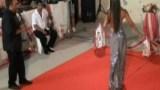 Η μελαχρινή δίμετρη που «τρέλανε» με το τσιφτετέλι της σε γάμο στη Θεσσαλονίκη (ΒΙΝΤΕΟ)