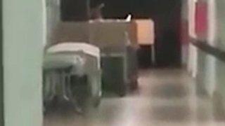 Βίντεο: Νοσηλεύτρια κατέγραψε το «φάντασμα» μικρού παιδιού σε κλινική στην Αργεντινή