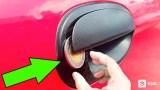 5+1 Πανέξυπνα Κόλπα για να ανοίξετε το Αυτοκίνητό σας, αν έχετε ξεχάσει τα Κλειδιά σας!