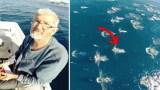 Πέταξε το drone του πάνω από την Θάλασσα και κατέγραψε ένα εντυπωσιακό θέαμα.