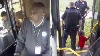 Ένας άντρας μπήκε στο λεωφορείο με ένα 3χρονο παιδί και φερόταν πολύ παράξενα. Ο οδηγός του λεωφορείου κάτι υποψιάστηκε, χειρίστηκε την υπόθεση πανέξυπνα και έσωσε τη ζωή του αγοριού