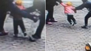 Ένας Πατέρας χτυπάει απαγωγέα στα γεννητικά όργανα όταν πήγε να του αρπάξει το παιδί