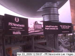 NavTrac RTV10 Las Vegas 4/3/2009