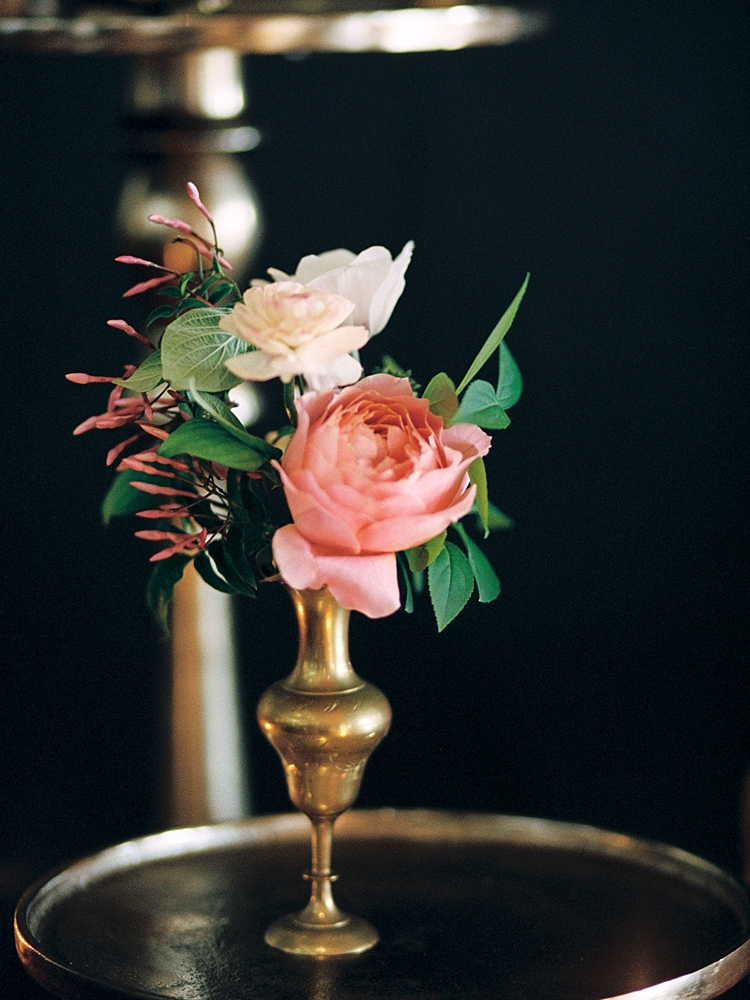 Floral Wedding Inspiration Live View Studios