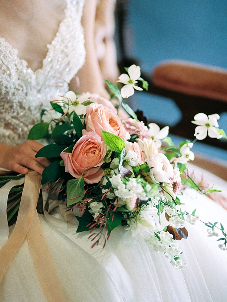 Floral Wedding Inspiration Live View Studios