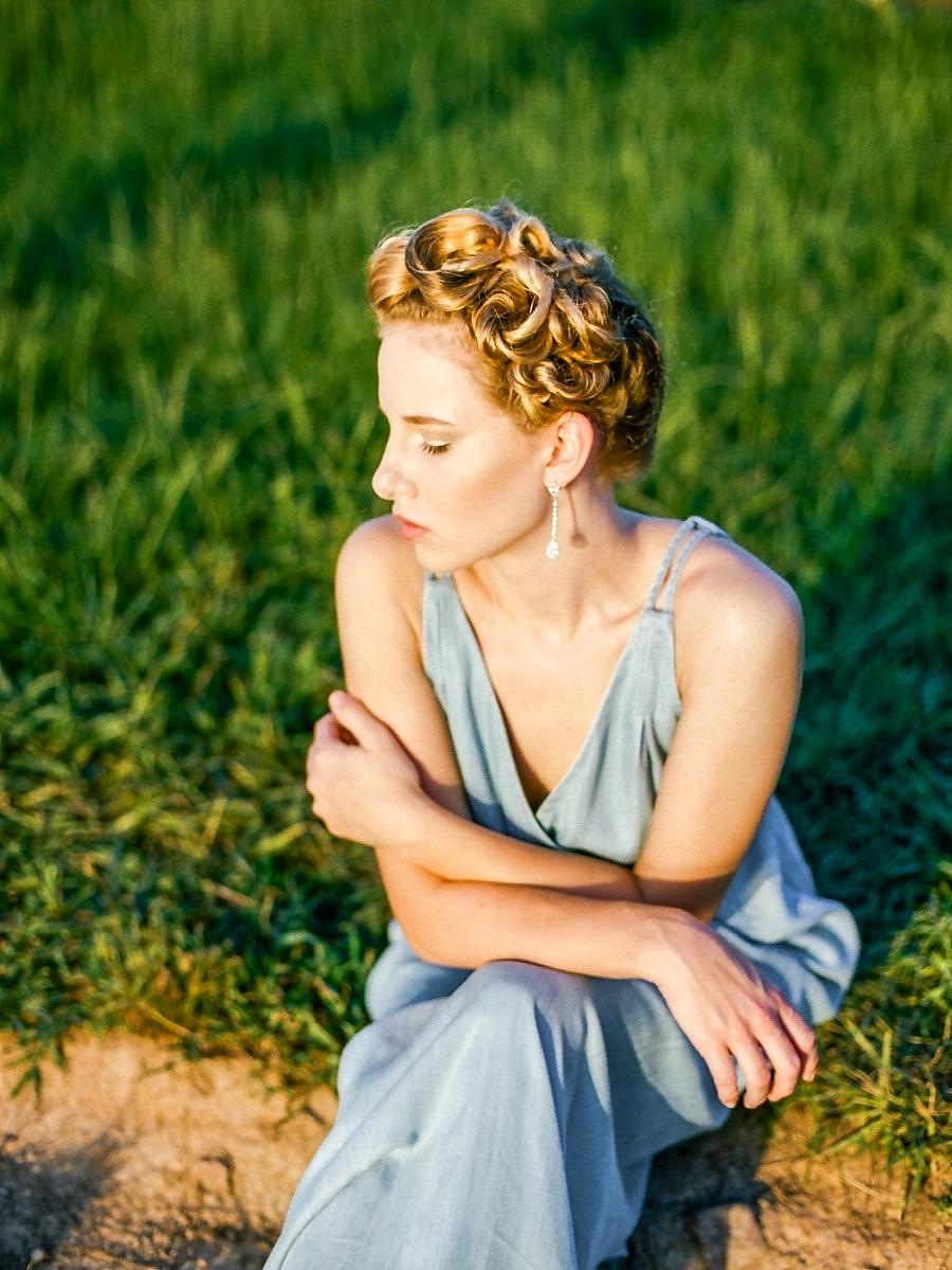 Fine Art Film Portrait Photography  Live View Studios
