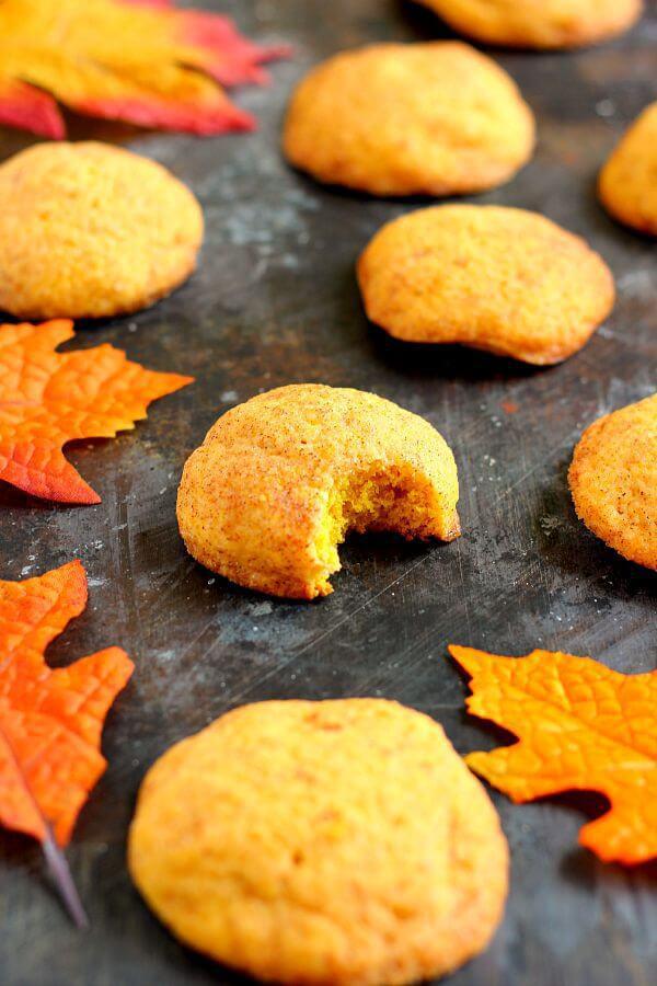 Pumpkin-Doodle Cookies