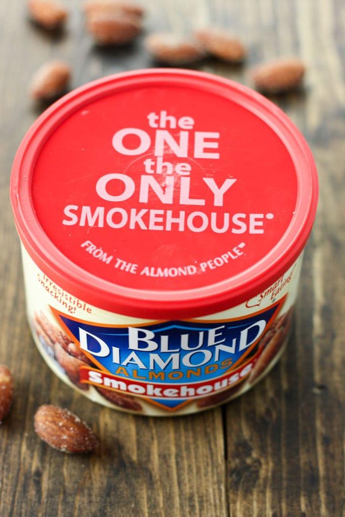 Mini Smokehouse Almond Cheese Balls