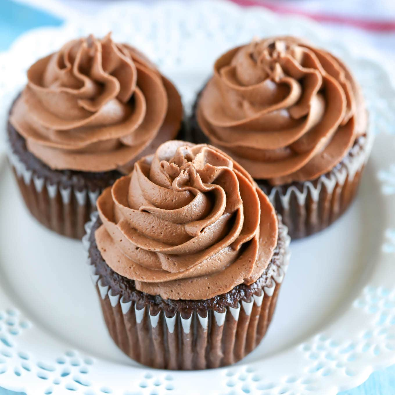 How to make really easy chocolate cupcakes at home without oven