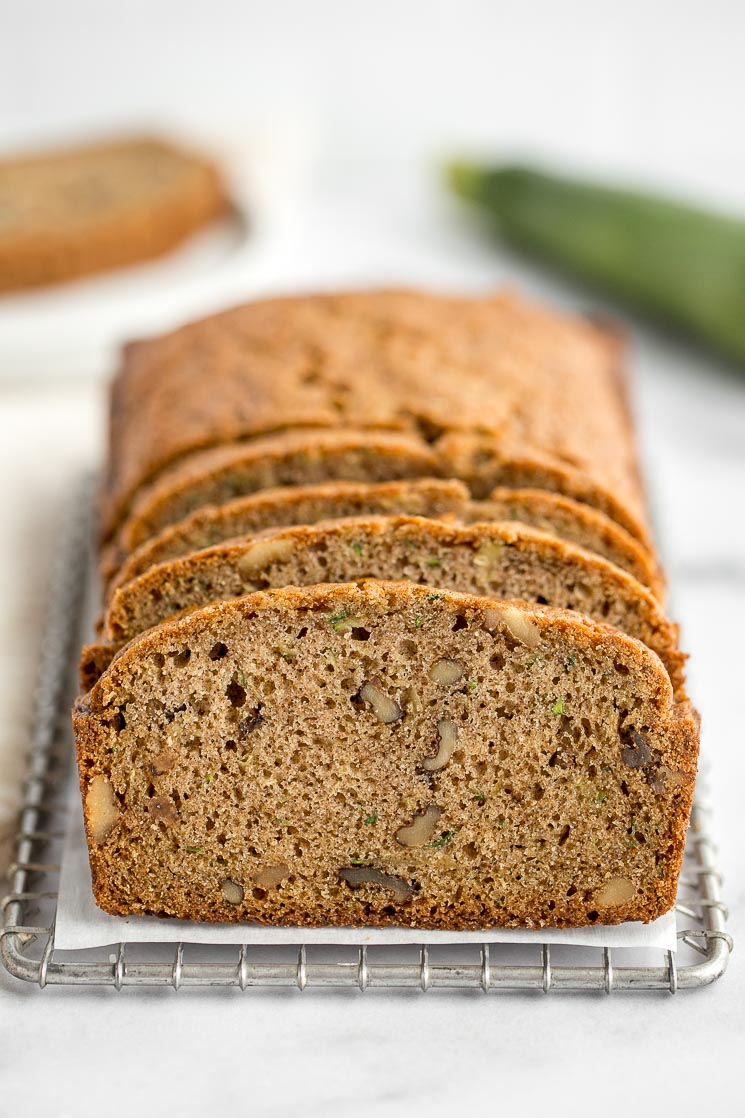 Classic Zucchini Bread Recipe Best Ever Live Well Bake Often