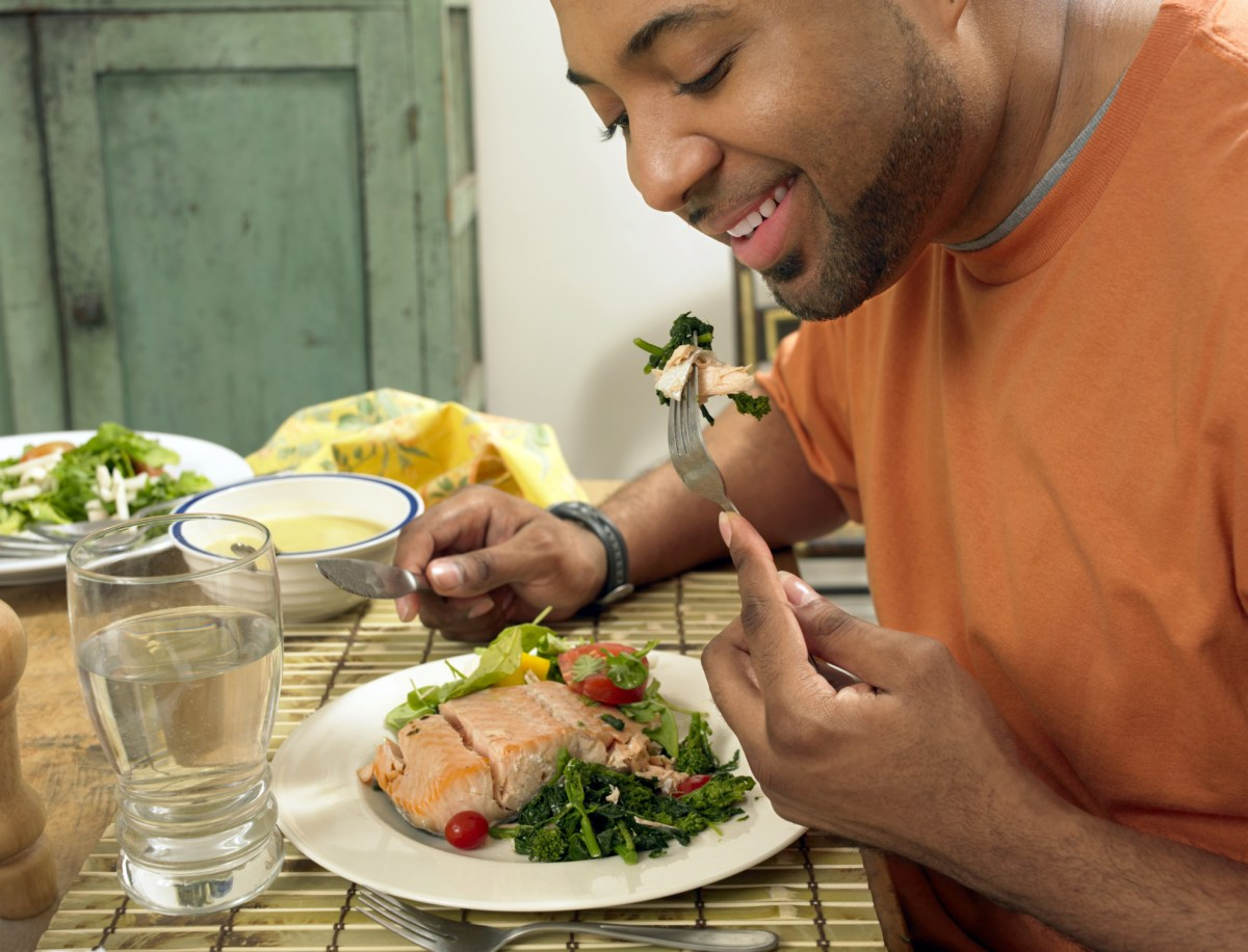 Eating Well And Living Better: Nutrition Tips