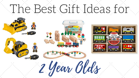 2 Year Old Gift Guide: A Birthday Wish List