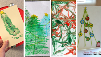 Christmas Crafts For 1 Year Olds.20 Christmas Crafts For Toddlers Preschoolers Live Well